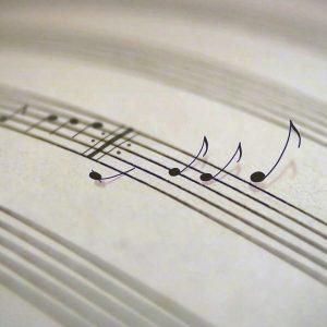 як правильно оформити запис музики