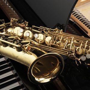 джазові музичні інструменти