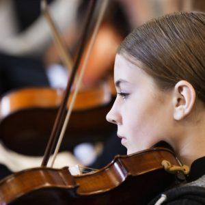 Музичний слух можно розвинути постійними тренуваннями
