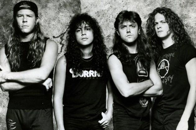 Metallica. Початок