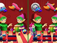 Музична гра онлайн, Знайди відмінності на двох малюнках