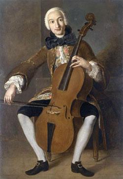Музичний інструмент Віолончель