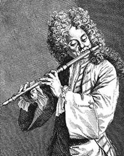 Музичний інструмент Флейта