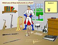 Музична гра онлайн, Крадіжка музичних інструментів