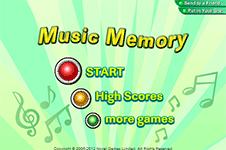 Музична гра онлайн, Відгадай, які ноти звучать
