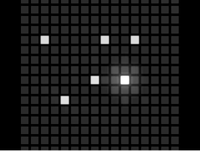 Музична гра онлайн, Музичні квадратики