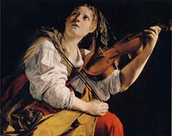 Музичний інструмент скрипка