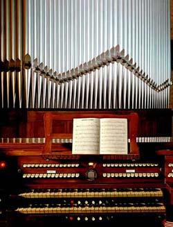 Музичний інструмент орган