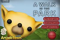 Музична гра онлайн, Прогулянка у парку