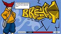 Музична гра онлайн, Брейк-данс онлайн