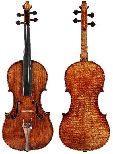 Скрипка Гварнері