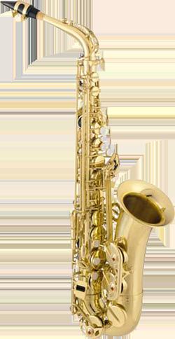 Музичний інструмент саксофон