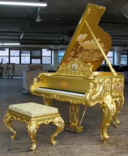 "STEINWAY & SONS ""THE DOHENY"