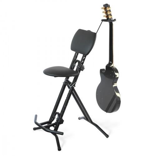 правильна постава гітариста