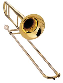 Музичний інструмент тромбон