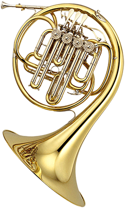 Музичний інструмент Валторна