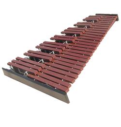 Музичний інструмент ксилофон
