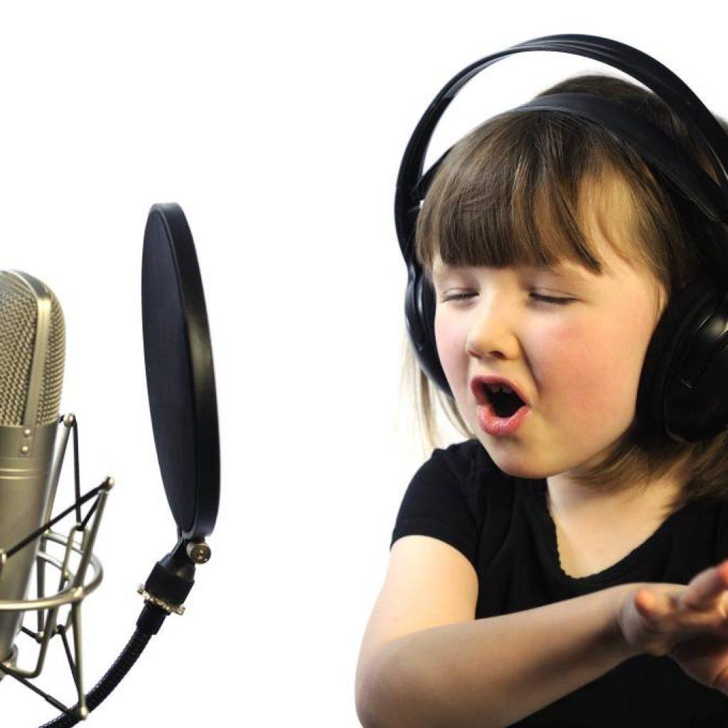 як навчити правильно співати дітей