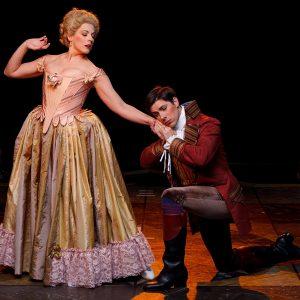співаки-солісти оперного театру