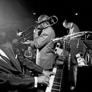 виступ одного з джаз-бендів