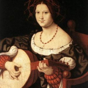 музичний інструмент епохи Відродження