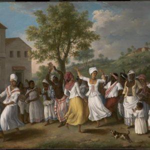 танок у селі