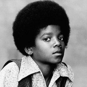 Майкл в дитячі роки