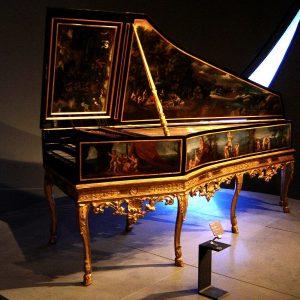 французький клавесин