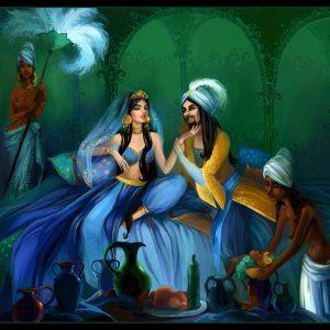 Шахриар і Шехерезада