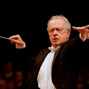 головна людина оркестру
