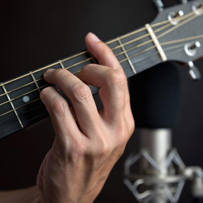 Баре на гітарі