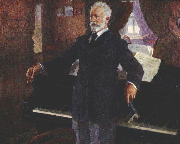 Чайковський - диригент