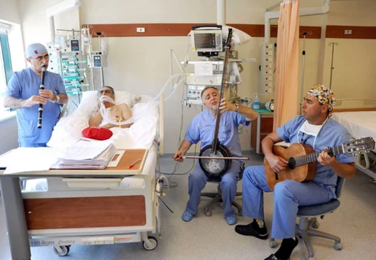 Лікування хвороб музикою