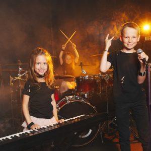 Діти і навчання музикою