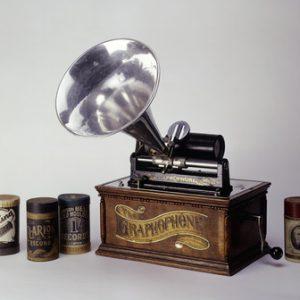 Звукозаписувальні воскові циліндри