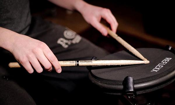 Основи гри на барабані